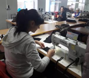 Ремонт одежды и подгонка изделий в Ульяновске