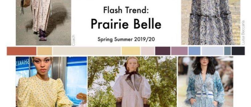 Модные тенденции сезона весна/лето 2019 года