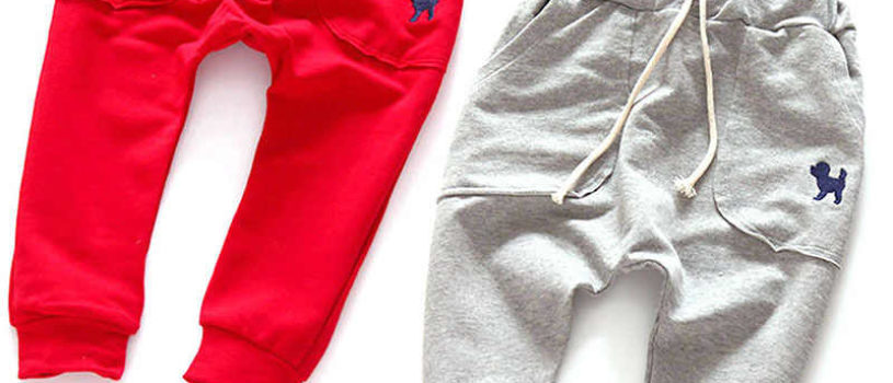 Подборка трикотажных штанишек на деток — подробности в описании к видео