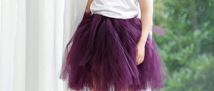 Фатиновые юбки — идеи для пошива