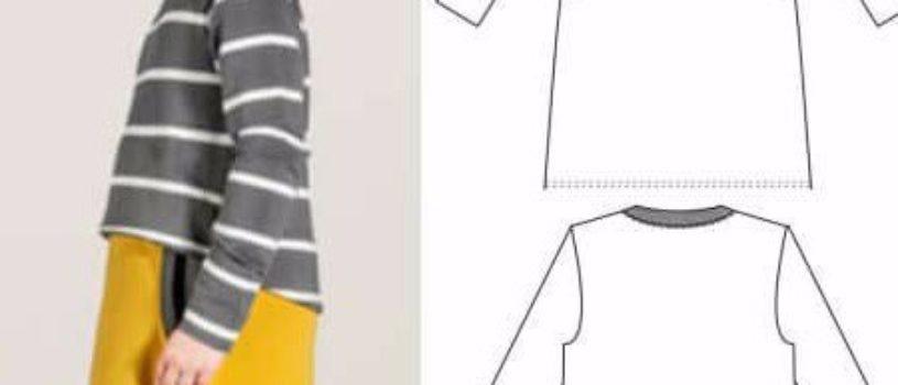 Выкройка детского платья на рост 86-140