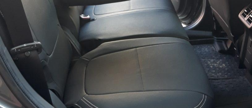 Чехлы на Mitsubishi Outlander 2019 года.