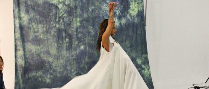 #backstage со съемки Алисы Доценко в наших платьях