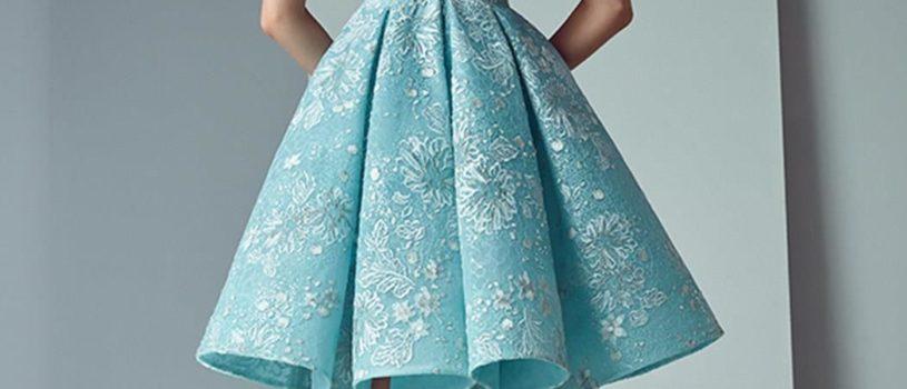 Невероятная женственность: вечерние платья от Saiid Kobeisy