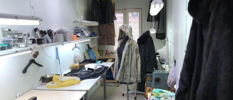 Скорняжные отделы нашего ателье оснащены профессиональным оборудованием.