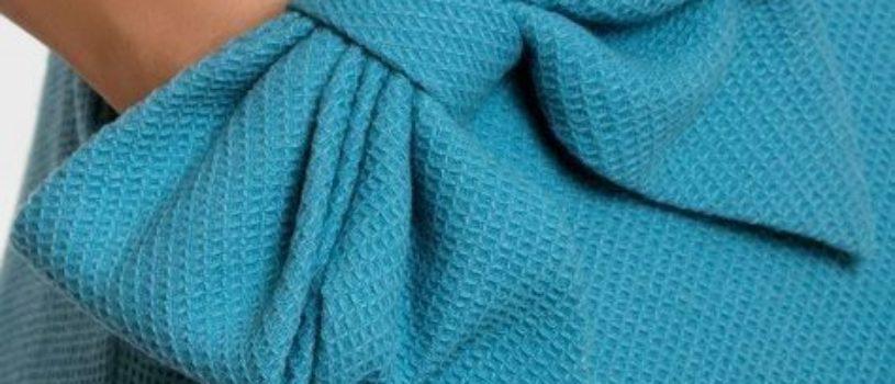 Оригинальная обработка карманов подойдет для любой модели одежды