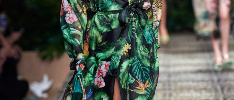 Dolce & Gabbana Spring 2020 Ready-to-Wear Fashion Show