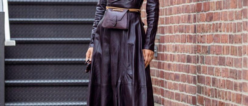 Эко-кожа завоевывает все больше почитательниц по всему миру и уже пару лет только набирает популярность в модны кругах️