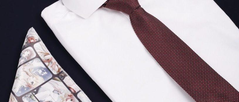 Правильно подобранный галстук сделает ваш образ завершенным, а платок поможет вам ненавязчиво подчеркнуть свой стиль.