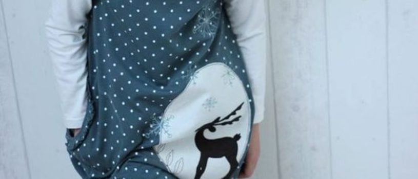 Идеи для пошива: платье-толстовка для девочек, подходящие выкройки под постом