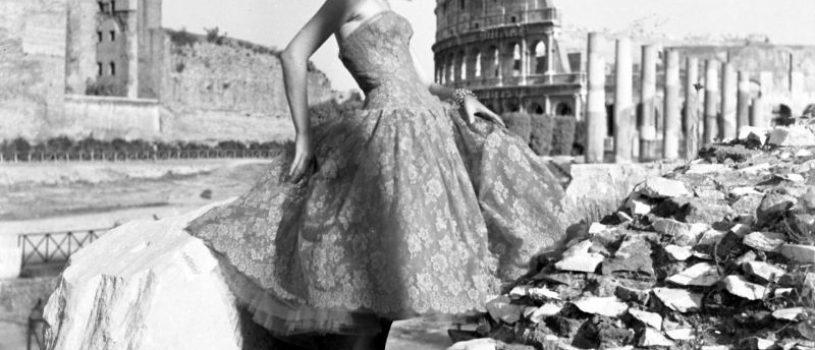 Работы итальянского фотографа Federico Garolla (1925−2012).