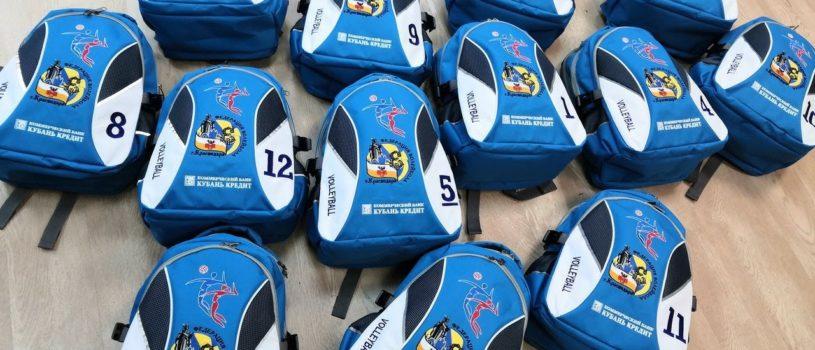 Спасибо большое за четкое, быстрое изготовление красивых рюкзаков, для Чемпионов Мира по волейболу среди ветеранов, женской команды»ВИКТОРиЯ» г.